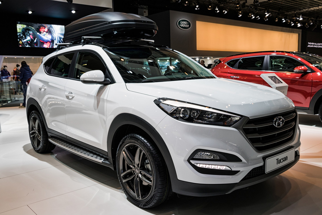Discount for Hyundai Tucson